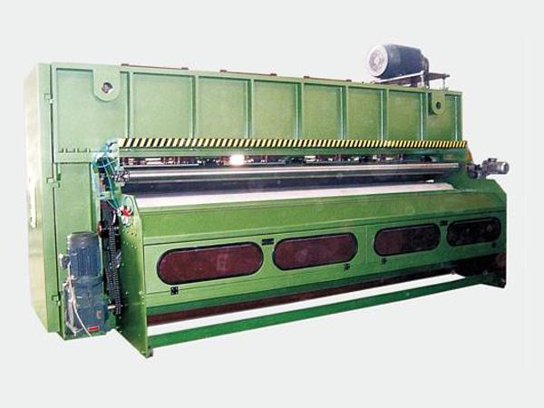 起绒地毯生产线